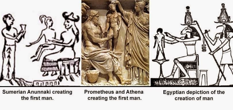 Were humans created as a slave race