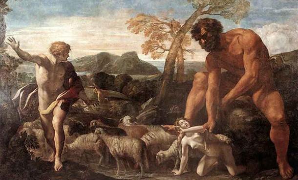 nephilim human giants