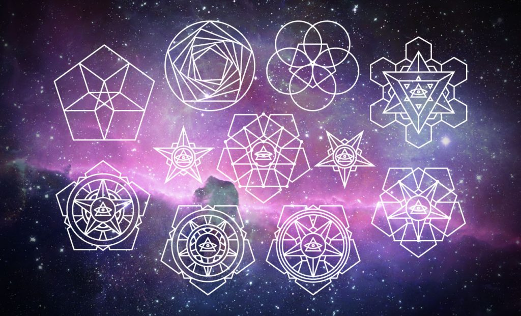 Sacred Geometry Symbols