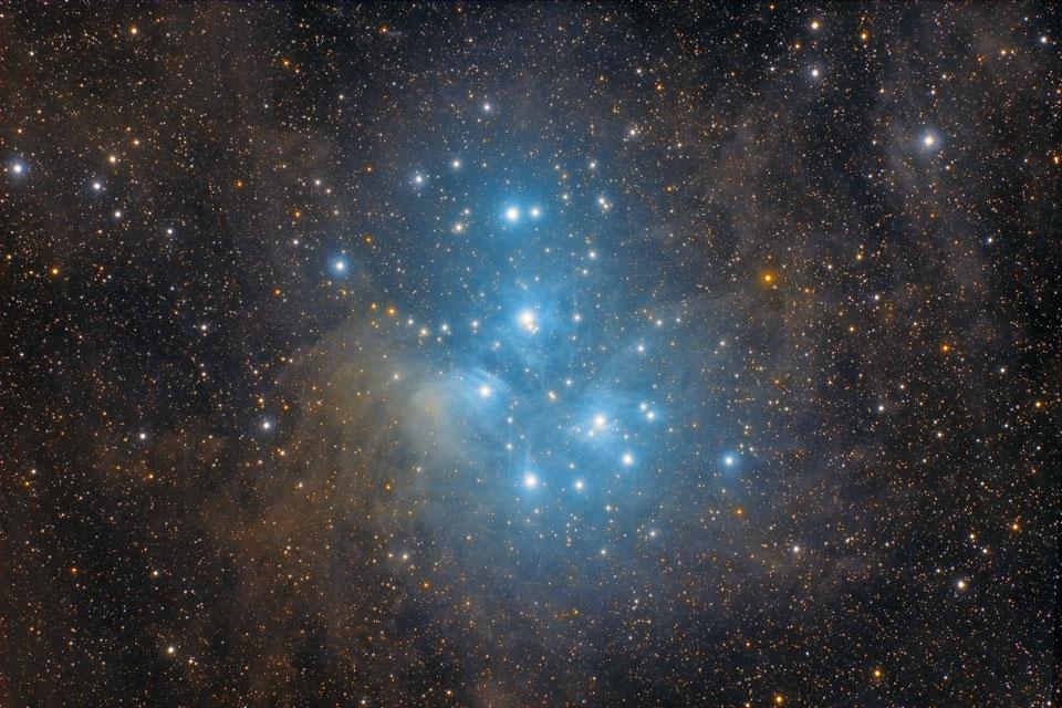 pleiades constellation